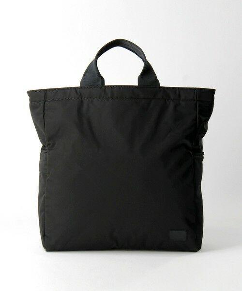 green label relaxing / グリーンレーベル リラクシング その他小物 | [ ポーター ] PORTER MOTION 2WAY TOTE BAG トートバッグ(BLACK)
