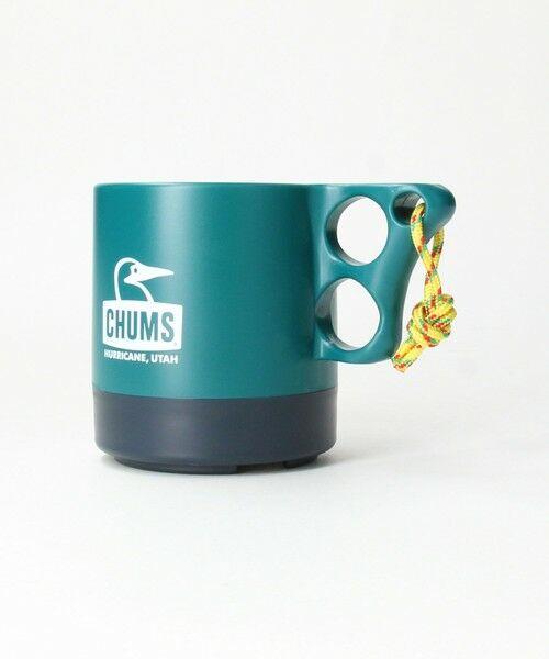 green label relaxing / グリーンレーベル リラクシング グラス・マグカップ | <CHUMS(チャムス)>キャンパー マグカップ -250ml- | 詳細5