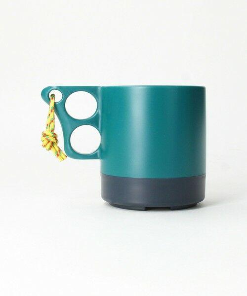 green label relaxing / グリーンレーベル リラクシング グラス・マグカップ | <CHUMS(チャムス)>キャンパー マグカップ -250ml- | 詳細6