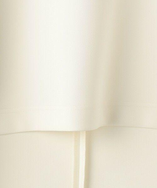 green label relaxing / グリーンレーベル リラクシング シャツ・ブラウス | トリプルクロス バックジップ プルオーバー ブラウス | 詳細12