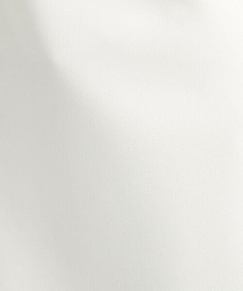 green label relaxing / グリーンレーベル リラクシング シャツ・ブラウス | トリプルクロス バックジップ プルオーバー ブラウス | 詳細8