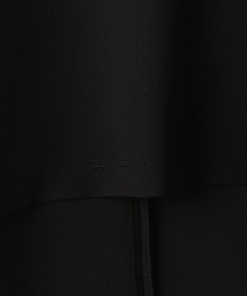 green label relaxing / グリーンレーベル リラクシング シャツ・ブラウス | トリプルクロス バックジップ プルオーバー ブラウス | 詳細16