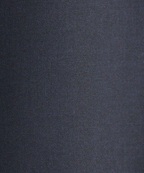 green label relaxing / グリーンレーベル リラクシング ノーカラージャケット | 【WEB限定】[ XS /H148-155cm]ダブルクロス ノーラペル ジャケット -ウォッシャブル・ストレッチ・防シワ- | 詳細19