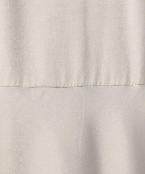 green label relaxing / グリーンレーベル リラクシング ロング・マキシ丈スカート | RP サテン キリカエ マーメイド スカート | 詳細2
