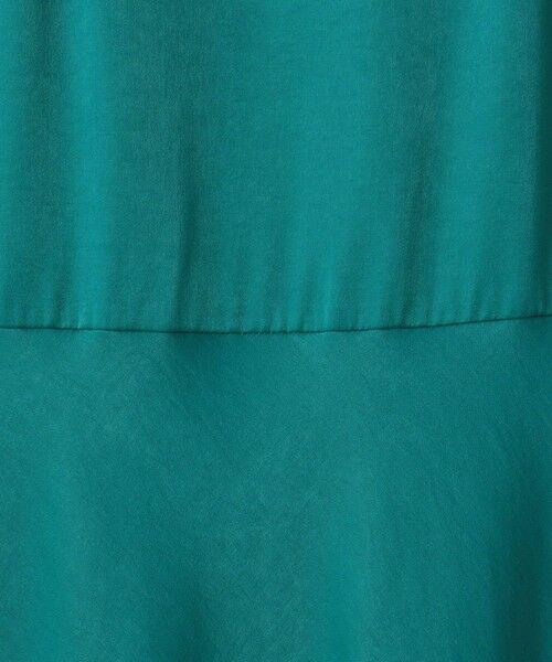 green label relaxing / グリーンレーベル リラクシング ロング・マキシ丈スカート | RP サテン キリカエ マーメイド スカート | 詳細5