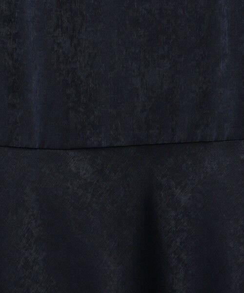 green label relaxing / グリーンレーベル リラクシング ロング・マキシ丈スカート | RP サテン キリカエ マーメイド スカート | 詳細16