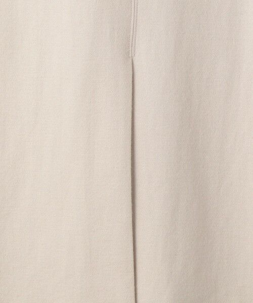 green label relaxing / グリーンレーベル リラクシング ロング・マキシ丈ワンピース   アッシュク W Iライン ジャンパー スカート   詳細13