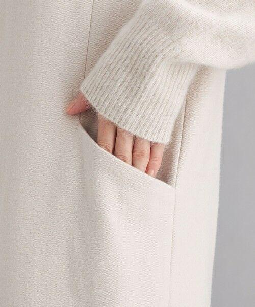green label relaxing / グリーンレーベル リラクシング ロング・マキシ丈ワンピース   アッシュク W Iライン ジャンパー スカート   詳細6