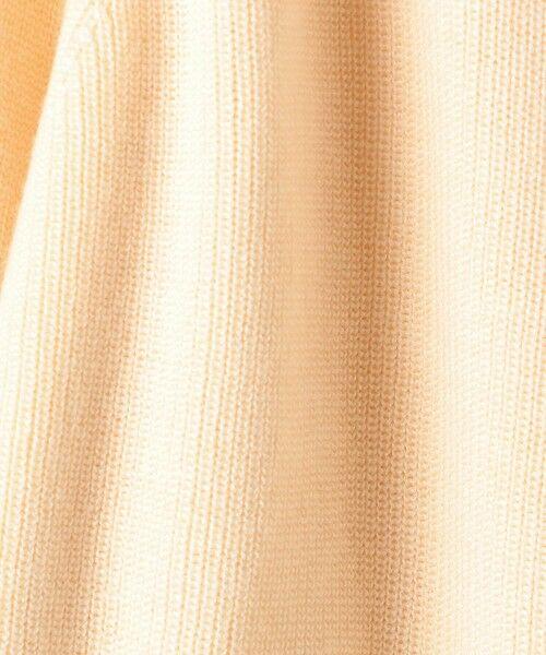 green label relaxing / グリーンレーベル リラクシング ニット・セーター   ハイネック ショルダー ボタン プルオーバー ニット   詳細3