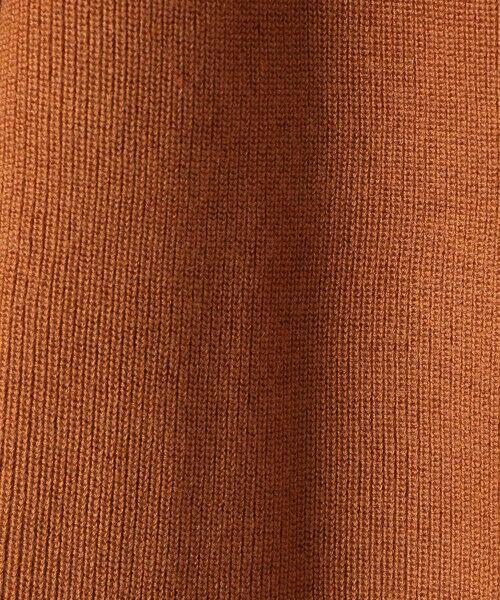 green label relaxing / グリーンレーベル リラクシング ニット・セーター   ハイネック ショルダー ボタン プルオーバー ニット   詳細13