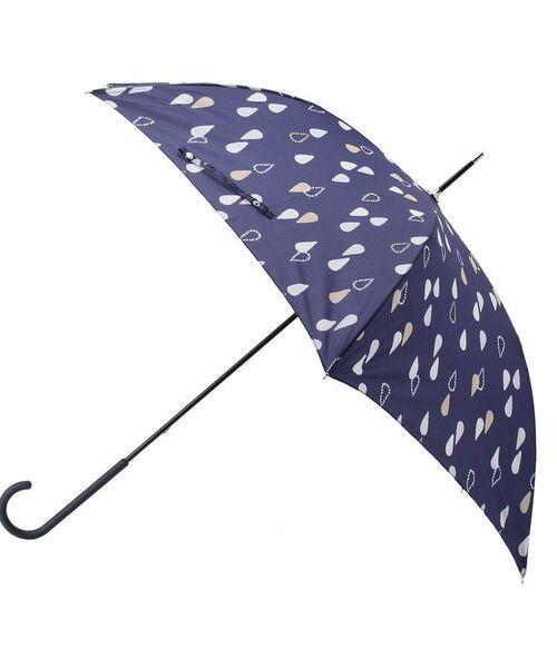 grove / グローブ 傘 | 【色・柄アソート】スーパーライト・軽量 アンブレラ(長傘)(ネイビー(493))