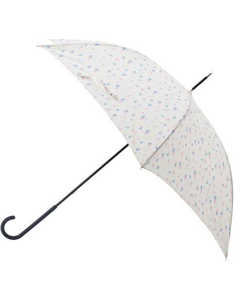grove / グローブ 傘 | 【色・柄アソート】スーパーライト・軽量 アンブレラ(長傘)(オフホワイト(603))