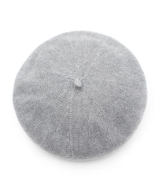 grove / グローブ ハンチング・キャスケット・ベレー帽 | サーモニットベレー | 詳細1