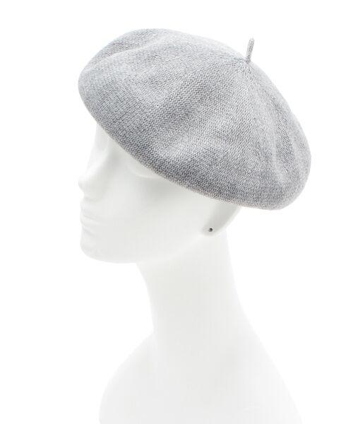 grove / グローブ ハンチング・キャスケット・ベレー帽 | サーモニットベレー | 詳細4