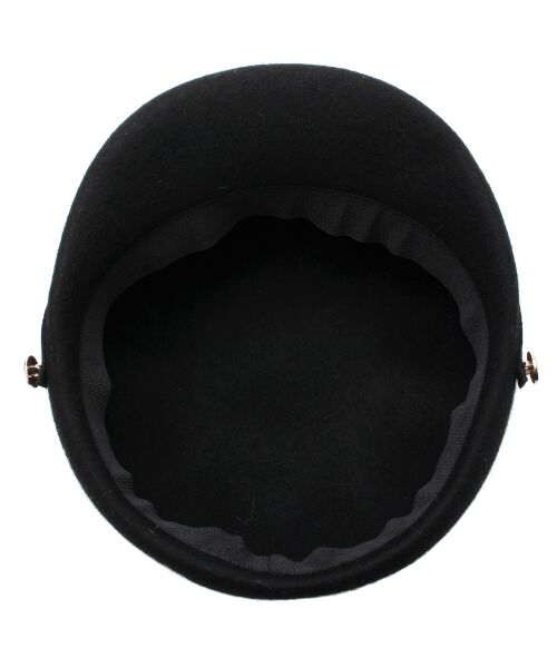 grove / グローブ ハンチング・キャスケット・ベレー帽 | フェルトキャスケット | 詳細3