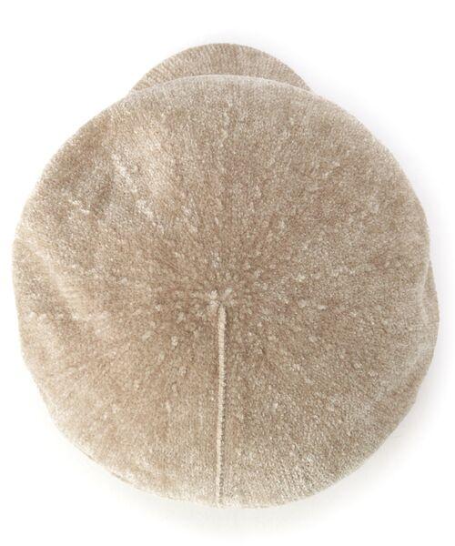 grove / グローブ ハンチング・キャスケット・ベレー帽 | モールキャスケット | 詳細3