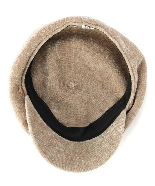 grove / グローブ ハンチング・キャスケット・ベレー帽 | モールキャスケット | 詳細4