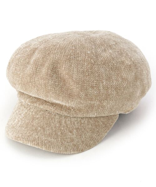 grove / グローブ ハンチング・キャスケット・ベレー帽 | モールキャスケット(ベージュ(052))