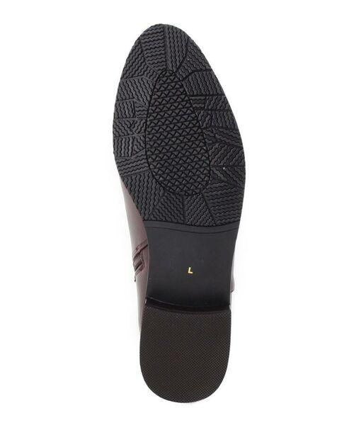grove / グローブ ブーツ(ショート丈)   メタルベルト風ショートブーツ   詳細5