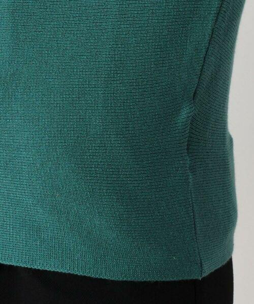 grove / グローブ ニット・セーター | 【前後で着れる2WAY】スカーフ付きマルチウェイドルマンニット | 詳細8