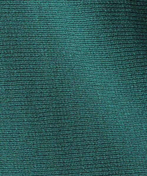 grove / グローブ ニット・セーター | 【前後で着れる2WAY】スカーフ付きマルチウェイドルマンニット | 詳細9