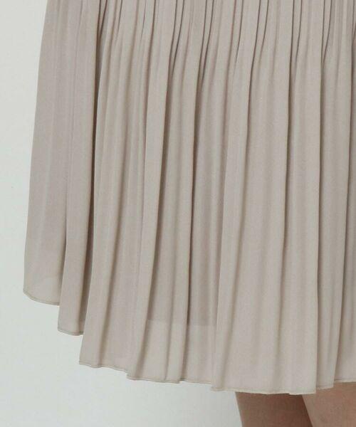 grove / グローブ ミニ・ひざ丈スカート | 【S-3Lまで/ママスーツ/入卒】プリーツスカート | 詳細7