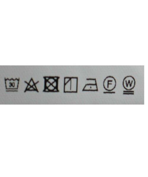 grove / グローブ カットソー | 【WEB限定】起毛ボーダータートルネックプルオーバー | 詳細7