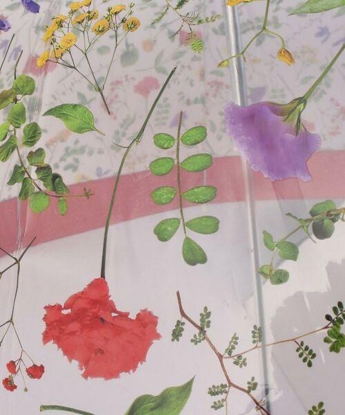 grove / グローブ 傘 | Wpc.フラワービニール傘(長傘) | 詳細3