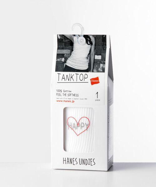 Hanes / ヘインズ Tシャツ | Hanes Undiesタンクトップ | 詳細2