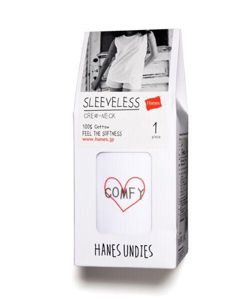 Hanes / ヘインズ タンクトップ | Hanes Undiesスリーブレス | 詳細3