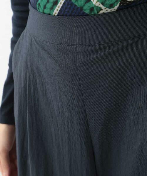 HIROKO BIS / ヒロコビス その他パンツ   【洗濯機で洗える】ピンストライプワイドパンツ   詳細4