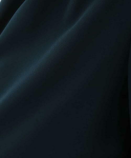HIROKO BIS / ヒロコビス その他パンツ | 【洗濯機で洗える】ミディ丈タックワイドパンツ | 詳細7