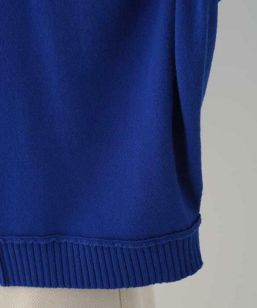 HIROKO BIS / ヒロコビス ニット・セーター | ◆ハイネックニットプルオーバー | 詳細6