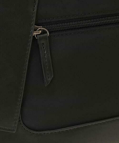 HIROKO BIS / ヒロコビス トートバッグ   ジョイントデザイン牛革ハンドバッグ   詳細3