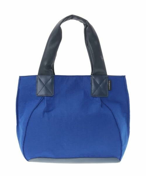 HIROKO BIS / ヒロコビス トートバッグ | カラーフェルトバッグ(ブルー)