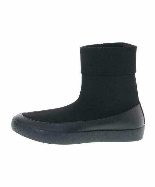HIROKO BIS / ヒロコビス ブーツ(ロング丈) | デザインニットブーツ | 詳細1