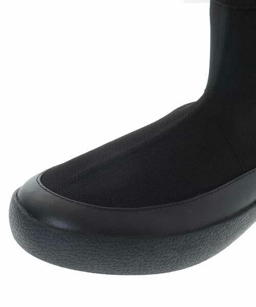 HIROKO BIS / ヒロコビス ブーツ(ロング丈) | デザインニットブーツ | 詳細4