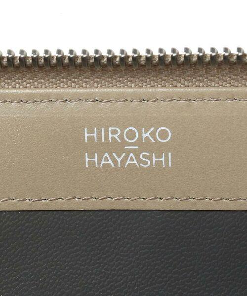 HIROKO HAYASHI / ヒロコハヤシ 財布・コインケース・マネークリップ | ARTE(アルテ) ファスナー式長財布 | 詳細7