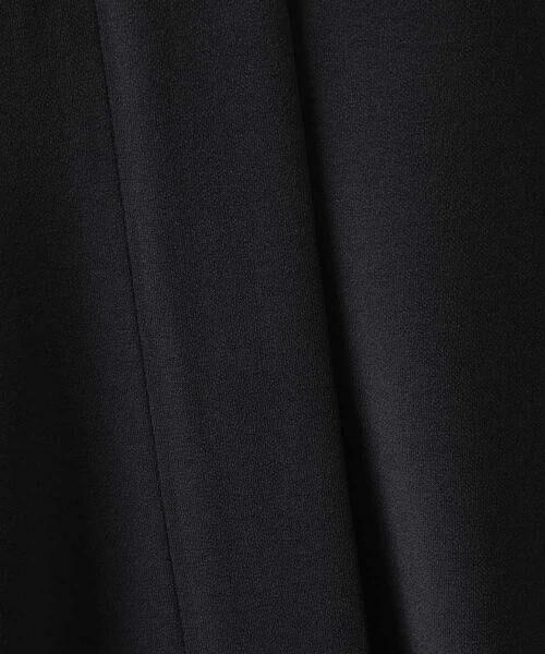 HIROKO KOSHINO / ヒロココシノ セットアップ | 【洗える/日本製】ノーカラードレープジャケット | 詳細8