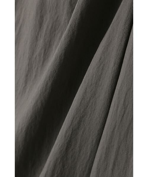 HUMAN WOMAN / ヒューマンウーマン スカート | TEN/NYストレッチツイル スカウチョ | 詳細16