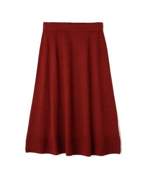 HUMAN WOMAN / ヒューマンウーマン スカート | ◆セミフレアースカート | 詳細1