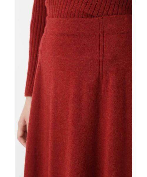 HUMAN WOMAN / ヒューマンウーマン スカート | ◆セミフレアースカート | 詳細5