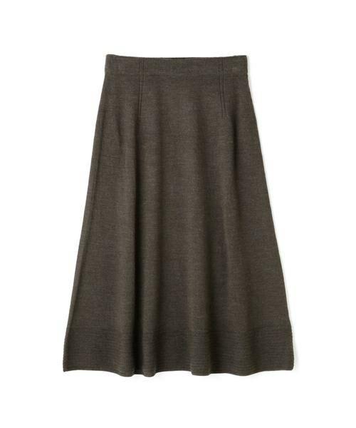 HUMAN WOMAN / ヒューマンウーマン スカート | ◆セミフレアースカート | 詳細9