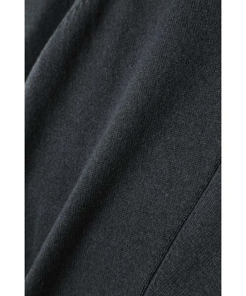 HUMAN WOMAN / ヒューマンウーマン ニット・セーター | 柄編み使いラグランプルオーバー | 詳細16