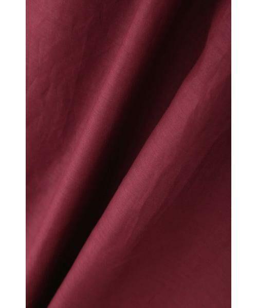 HUMAN WOMAN / ヒューマンウーマン スカート | コットンシルク ローンフレアスカート | 詳細14