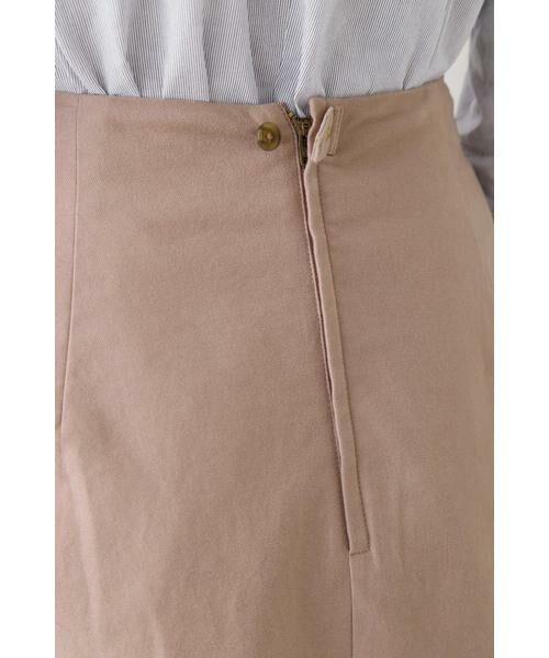 HUMAN WOMAN / ヒューマンウーマン スカート | ◆ライトモールスキンスカート | 詳細8