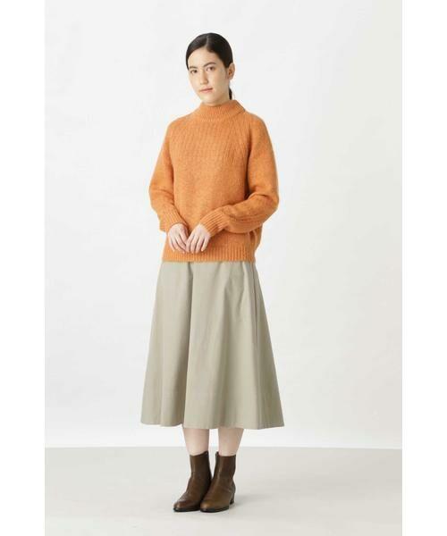 HUMAN WOMAN / ヒューマンウーマン スカート | ◆ライトモールスキンスカート | 詳細18