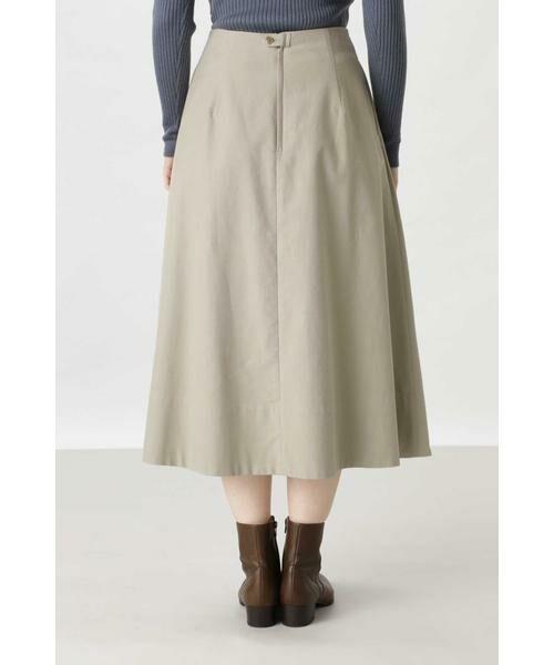 HUMAN WOMAN / ヒューマンウーマン スカート | ◆ライトモールスキンスカート | 詳細19