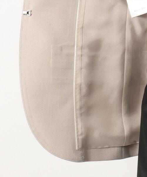 ICB / アイシービー ノーカラージャケット | 【セットアップ】【00~8サイズ有り】Bahariye ノーカラージャケット | 詳細30