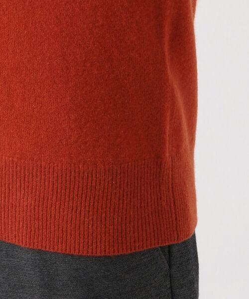 ICB / アイシービー ニット・セーター | 【カシミヤ混】Linda Vネックニット | 詳細15